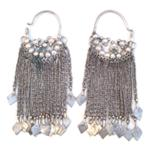 Uzbek Antique Earrings A